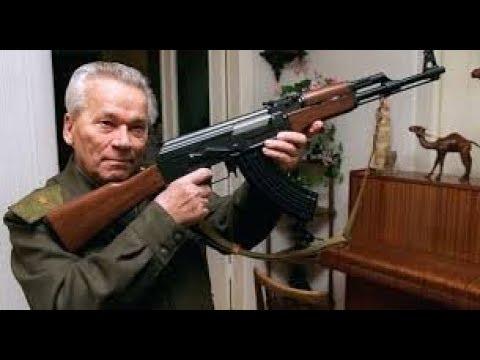 Clarey Test Mikhail Kalashnikov
