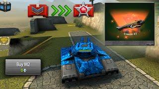 Tanki Online Road to Legend! (Buying M2 + Freez Protection) | Танки Онлайн