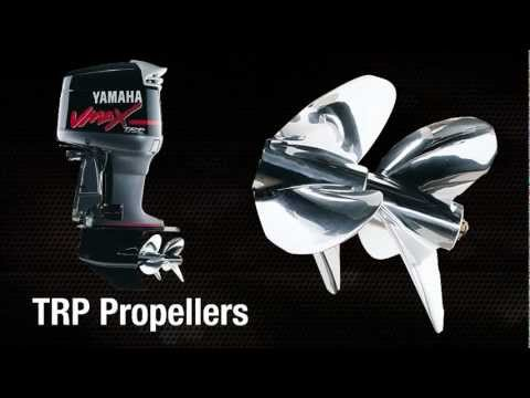 Yamaha Twin Rotating Propellers TRP YouTube