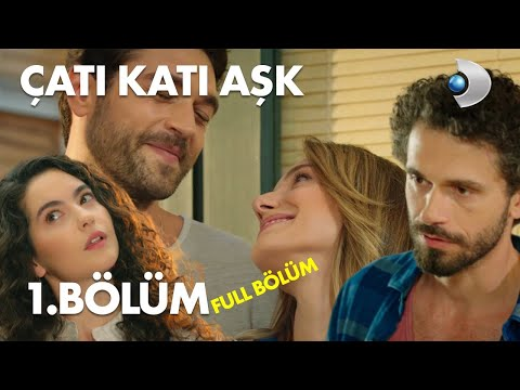 Çatı Katı Aşk  -  1.Bölüm | Full Hd