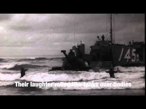"""Kevin Devine & The Goddamn Band - """"Private First Class"""" - a lyric video"""