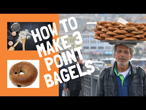 how-to-make-weight-watchers-3-point-bagels!-two-ingredients-and-easy!