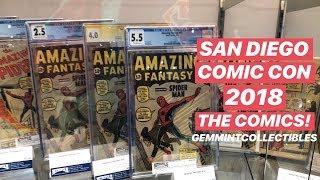 san diego comic con 2018 the comics