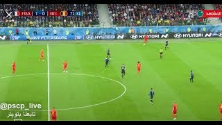 FRANCE vs BELGIUM FIFA World Cup 2018