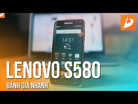 LENOVO S580 - Giá rẻ, màn hình đẹp