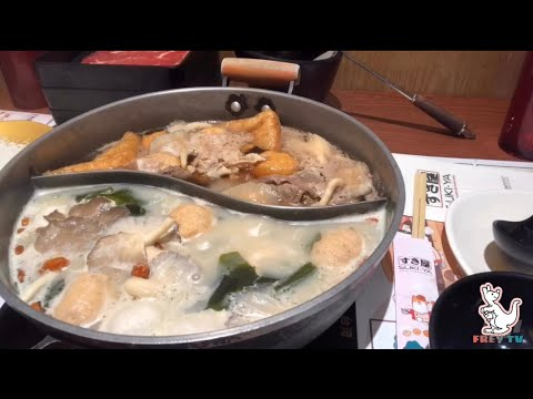 SUKI-YA Japanese Hot Pot| Eat All You Can Sukiyaki & Shabu Shabu