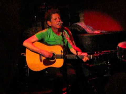 Sail On Sailor, Blondie Chaplin, at Rockwood Music Hall, 08-12-2012