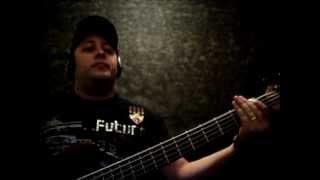 Bass Cover - Eu Sou Livre - David Quilian -Linha do Baixo Musica  Por Iris Cabelera Resimi