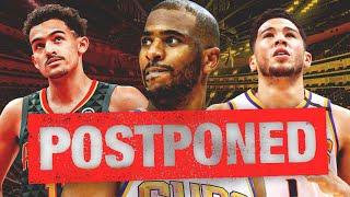 NBA Season in Danger of Shutdown? (More Games Postponed)