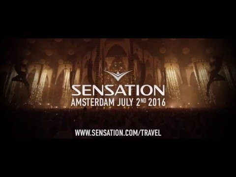 Ticket & Hotel packages for Sensation Amsterdam 2016
