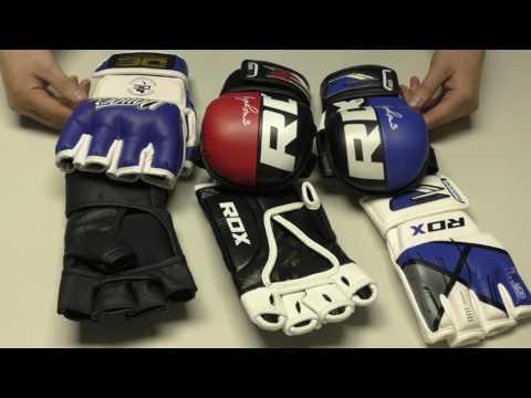 Как выбрать перчатки для мма