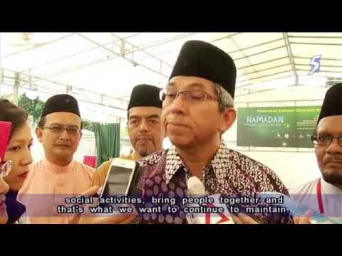 Yaacob Ibrahim: Mosques should not be taking sides - 22Jun2014