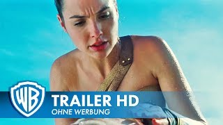 WONDER WOMAN - Trailer #9 Deutsch HD German (2017)