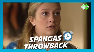 SpangaS THROWBACK | CHARLEY komt uit de KAST 😮