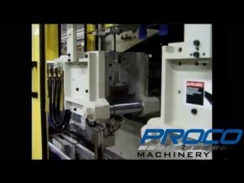 Proco Take out system - blow molding automation