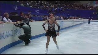 [HD] Pair FS - Group 4 Warming Up - 1998 Nagano Olympics