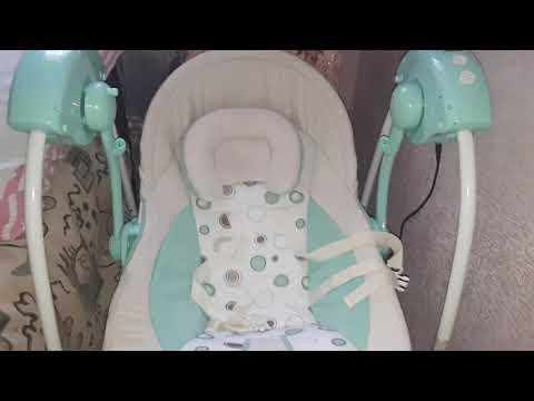 Электрокачеля для новорожденных Capella