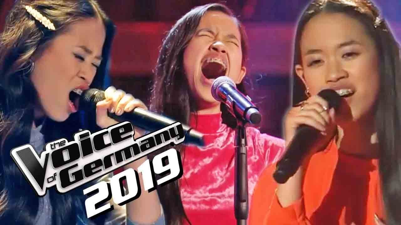 Best Of Claudia Emmanuela Santoso The Voice Of Germany 2019 Youtube