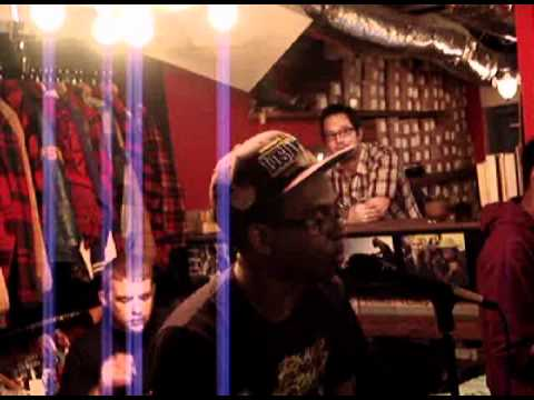 Caleb Mak - Take You Home Live at Northgate Vintage 2-2-12.dv