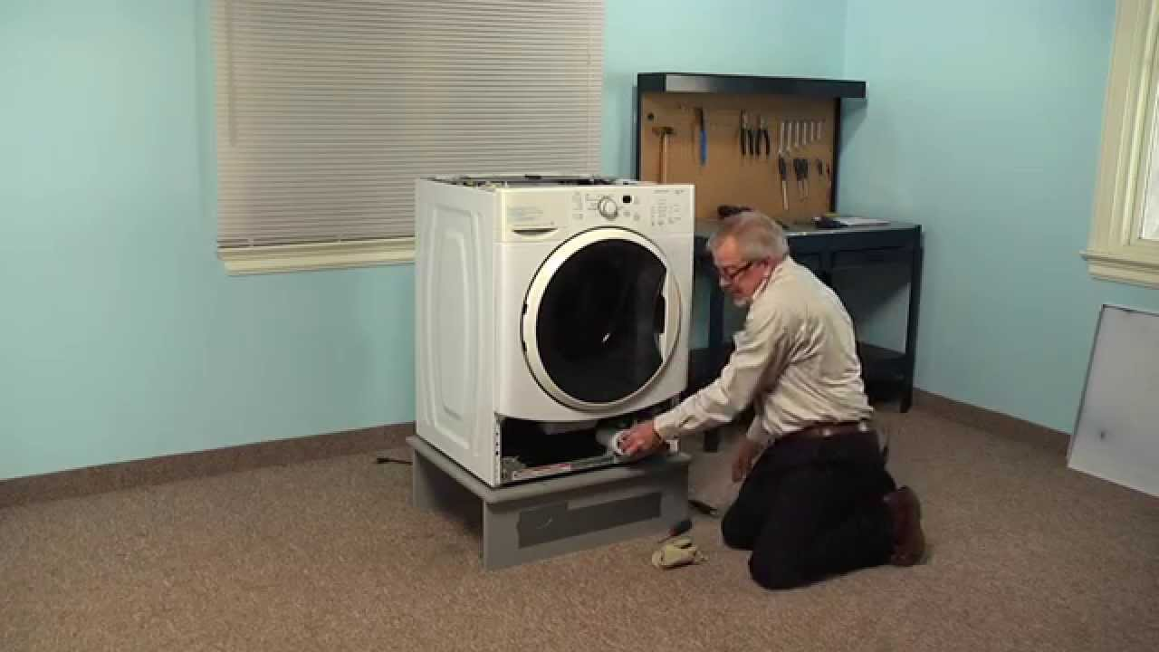 Washing Machine Repair Replacing The Tub To Pump Hose