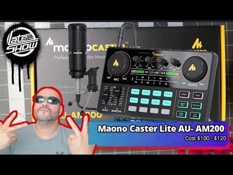 Download Maono Caster Lite AU-AM200