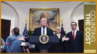 💱 Trade wars: Counting the cost of Trump's tariff plan | Counting the Cost