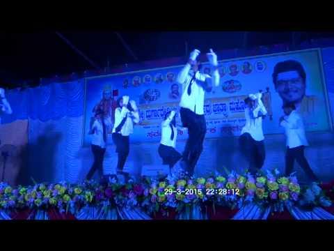 Prashanths Dance Studio, Jockey Jockey & Neeralli sanna Remix Dance Show HD