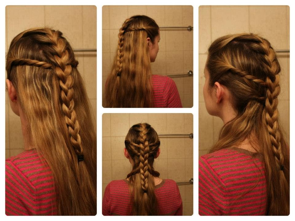 Hair Styles Games: Game Of Thrones Hair: Ygritte Braids (and/or House Bolton