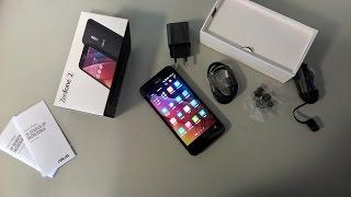 Review Asus Zenfone 2 ZE 550 ml