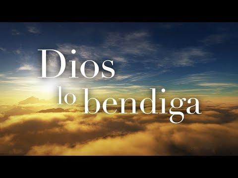 Dios te bendiga -- César A. Fernández A.