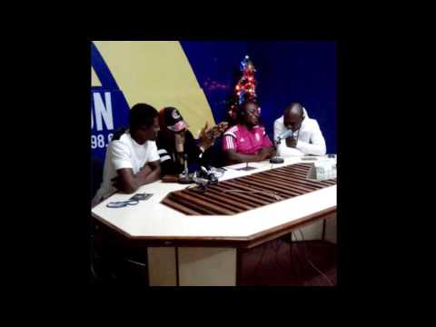 Ruff Diamond's radio interview at Mt Cameroon Fm
