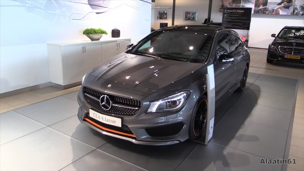Cla Shooting Brake Review >> Mercedes-Benz CLA Shooting Brake 2016 In Depth Review ...
