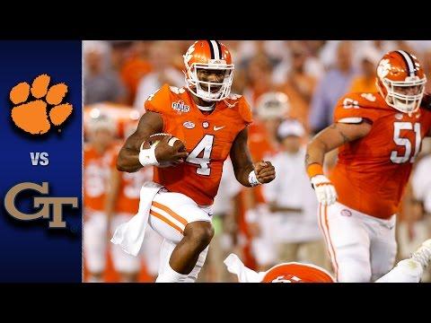Clemson vs. SC State Football Highlights (2016) - YouTube 166a1d321