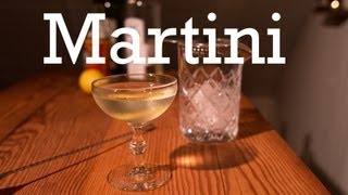 Martini Cocktail From Better Cocktails At Home