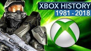 Xbox History: 1981 - 2018 - REUPLOAD: Xbox und PC werden beste Freunde