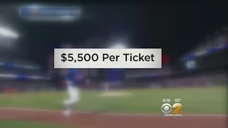 Cuomo Selling Mets Tickets