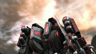 Transformers: Fall of Cybertron Through the Matrix Trailer