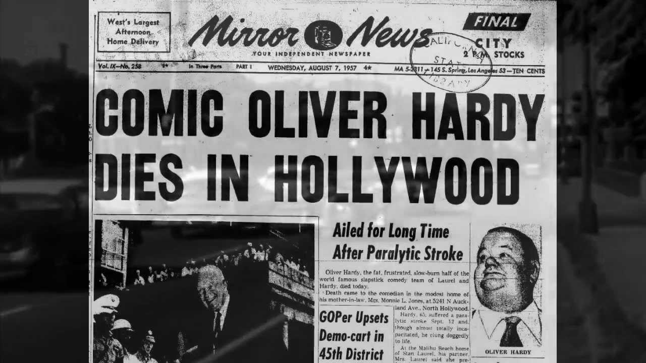 Image result for comedian oliver hardy
