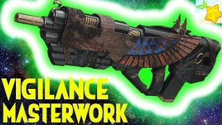 Destiny 2: VIGILANCE WING MASTERWORK review - Full auto bliss!!!!