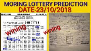 Nagaland Lottery Prediction Formula
