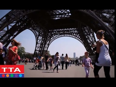 Best Places in Paris|Top 10 Attractions in Paris | Paris Tourism Video