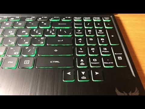 Ноутбук Asus TUF Gaming FX505GD-BQ100 (90NR00T1-M05650) Gun Metal