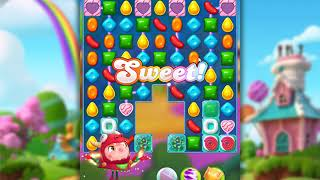 Candy Crush Friends Saga Level 194