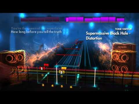 Rocksmith 2014   Supermassive Black Hole - Muse (Lead Guitar)