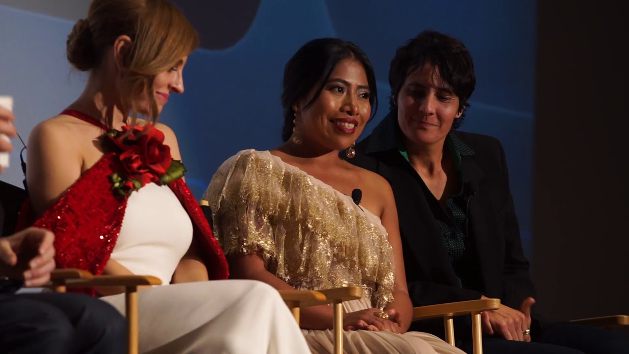 Alfonso Cuarón, Yalitza Aparicio on 'Roma' - Variety Screening Series