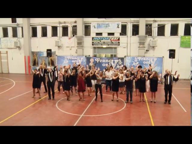 15° spettacolo ASD Francy Only Dance - balli di gruppo 'LOCA LOCA - BAILA MADRID'