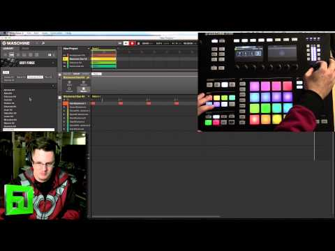 Native Instruments Grey Forge Maschine Expansion Review Demo