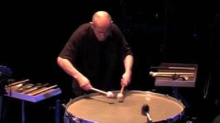 Gran Cassa and the interactive instrument Feed-Drum (Part I)