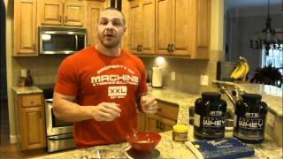MTS Nutrition WHEY Sludge | Tiger Fitness