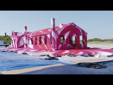 Katharina Grosse: Rockaway! | ARTIST PROFILES